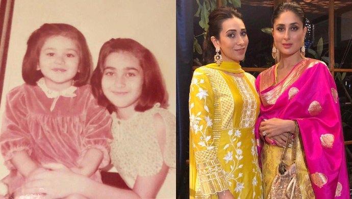 Karisma Kapoor and Kareena Kapoor Khan