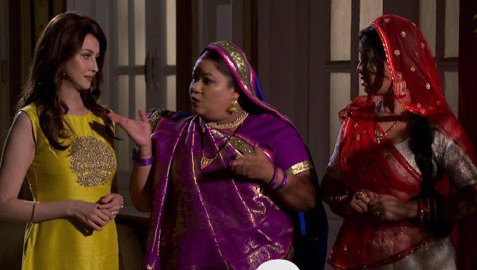 Ramkali, Anita and Angoori