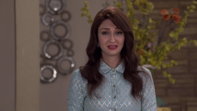 Still from Bhabi Ji Ghar Par Hain with Anita