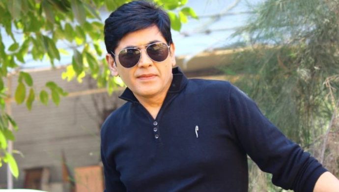 Aasif Sheikh is forever young