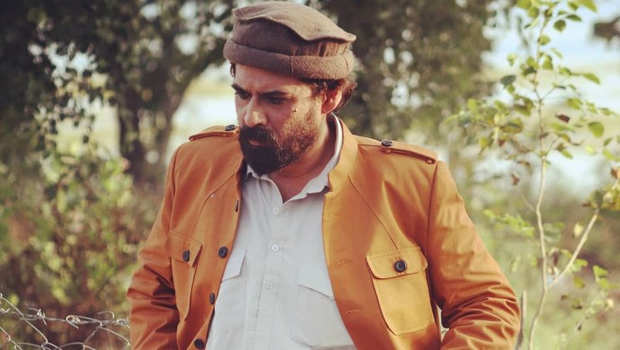 Mukul Dev in a still from State of Siege 26/11